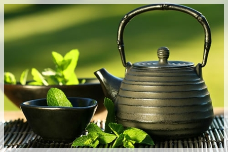 El té verde ayuda a perder grasa