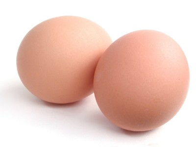 Información nutricional del huevo