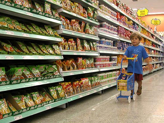 Comprar comida por internet, una buena práctica