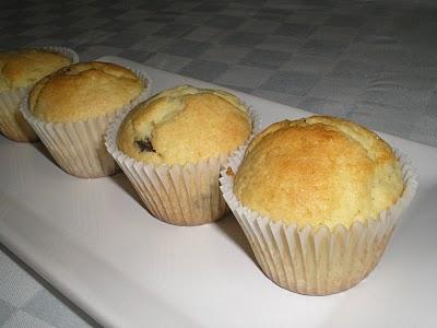Recetas Light: Muffins o Magdalenas