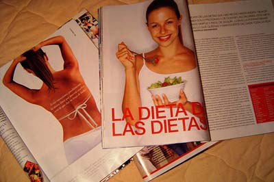 La importancia de cambiar de dieta