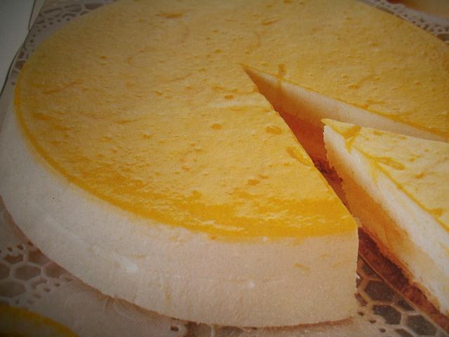 Recetas Light: Tarta de Limón