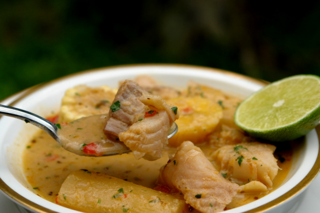 Receta Light: Sopa de Pescado