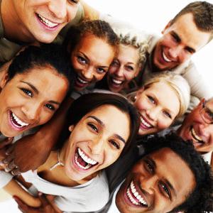 Risoterapia: Sonríele al mundo