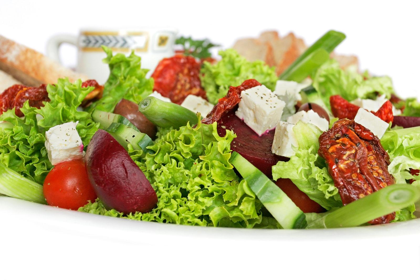 Semana vegetariana en MenosKilos