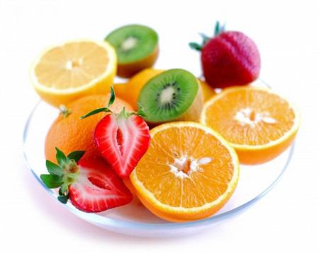 Consumir frutas como postre de las comidas