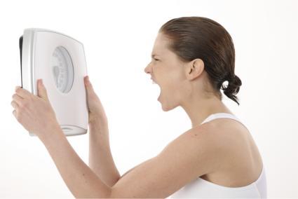Perder peso o adelgazar rápido, no es bueno