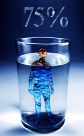 El agua, la bebida más importante