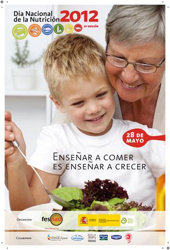 Día nacional de la Nutrición 2012
