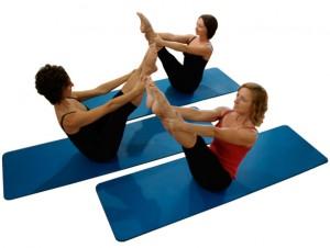 Adelgaza con Pilates