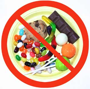 Eliminar los azúcares para adelgazar