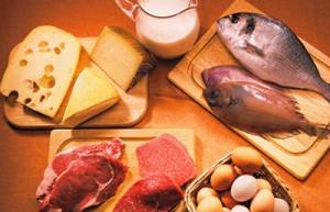 Adelgazar con proteínas