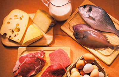 Adelgaza comiendo proteínas