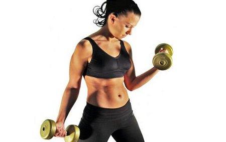¿Sirven las pesas para adelgazar?