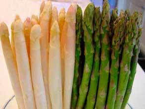 Los beneficios de comer espárragos para perder peso