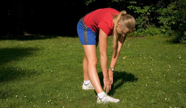 ¿Cómo evitar calambres durante el ejercicio?