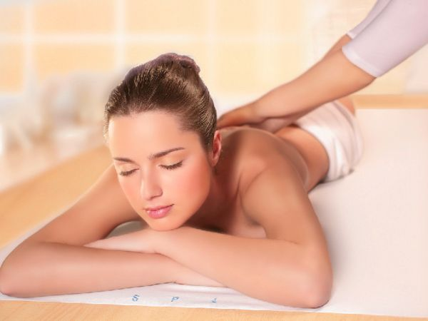 Masajes para eliminar grasa