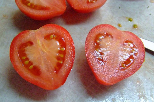 Alimentos Sanos: El Tomate