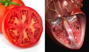 El corazón y el tomate