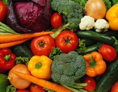 Cómo elegir los vegetales adecuados