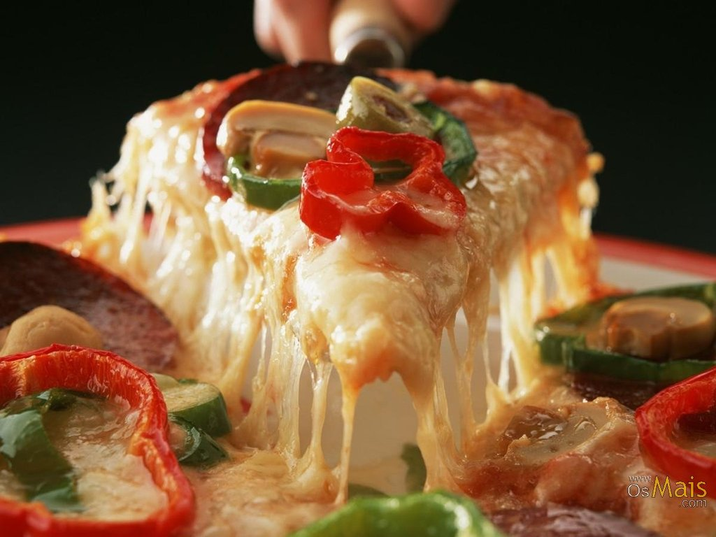 Pizza light