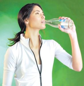 Agua para adelgazar