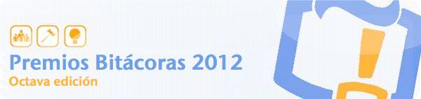 Premios Bitácoras 2012: MenosKilos