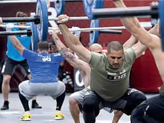 Crossfit el deporte de moda adelgazar menos kilos for Deportes para adelgazar