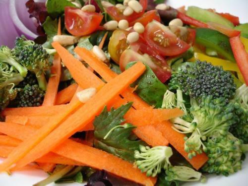 Los alimentos que contienen más Vitamina E
