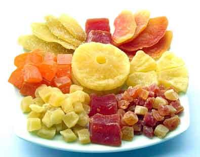 Alimentación sana: ¿Conoces los beneficios de la fruta desecada?