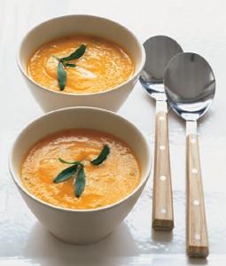 Sopa para dos