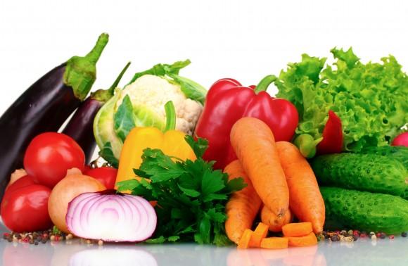 Qué como para adelgazar: Verduras