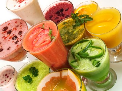 La importancia de los zumos en las dietas para adelgazar