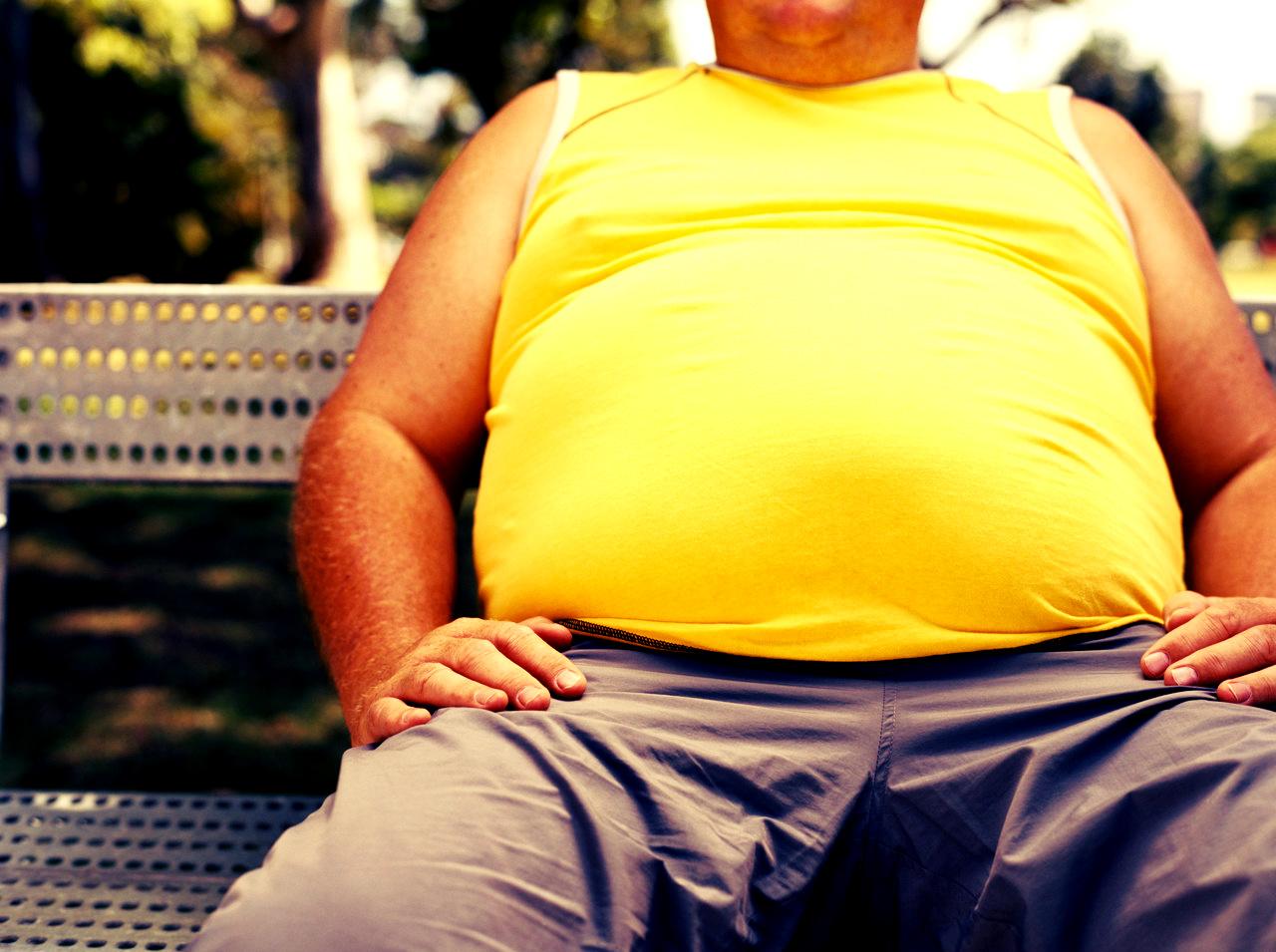 Los malos efectos de la obesidad