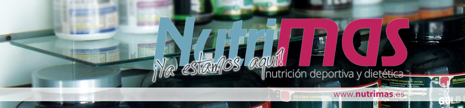 Nueva colaboración: NutriMAS