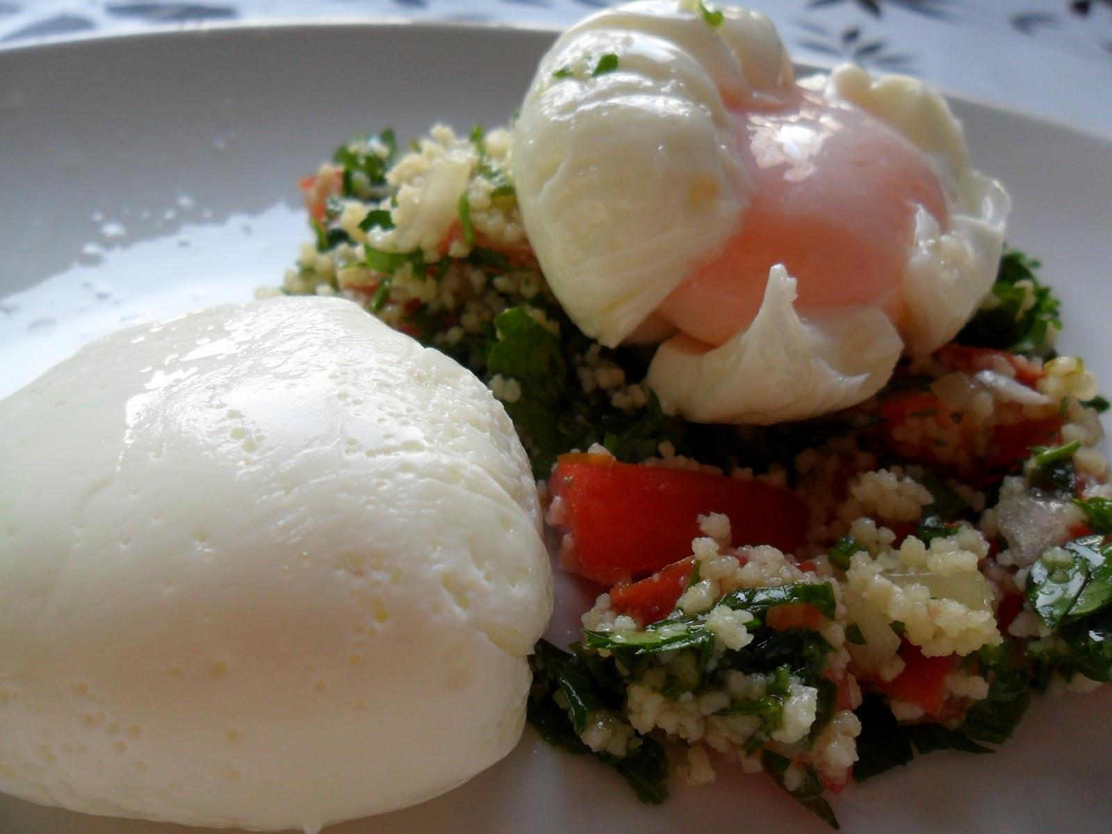 Una forma diferente de cocinar huevos