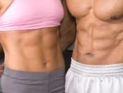 Cómo definir abdominales en tres sencillos pasos
