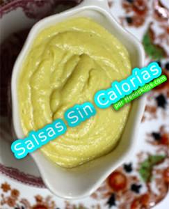Dieta para adelgazar con salsas