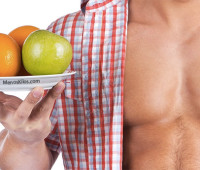 Dieta de volumen muscular (5 comidas)