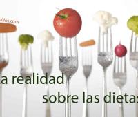 Realidad sobre las dietas