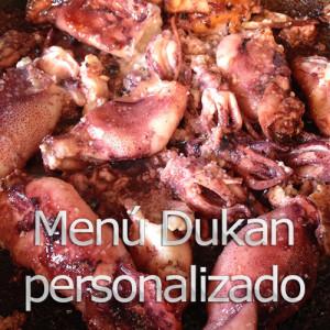 Menú Dieta Dukan