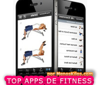 Top 5 de APPs dedicadas al fitness y la musculación