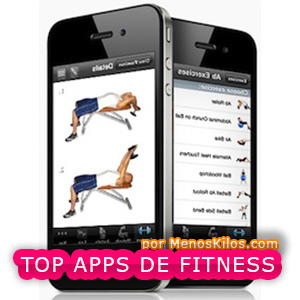 TOP APPs de fitness y musculación