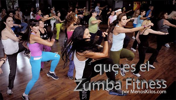 Zumba Fitness, que es?